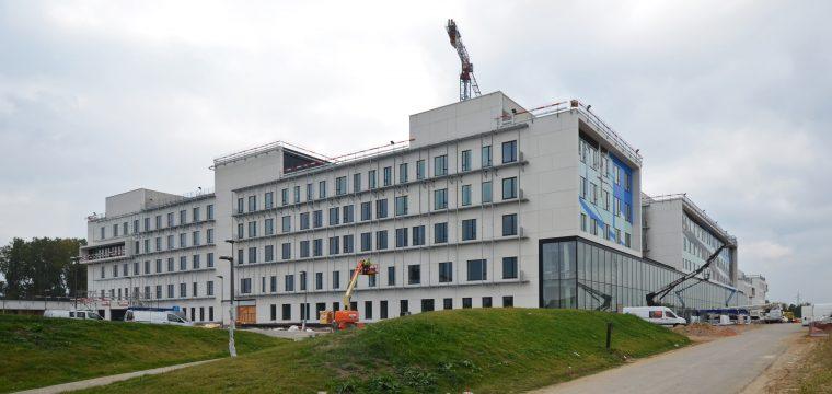 Salles d'opération de l'Hôpital général Saint-Martin de Malines (Belgique)