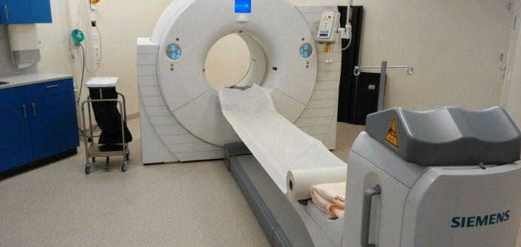 Département PET/CT de l'hôpital Scheper d'Emmen (Pays-Bas)