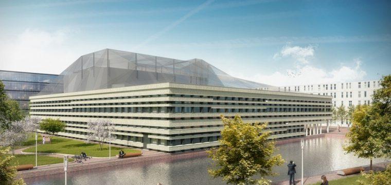 Centre de protons du Centre médical universitaire de Groningue (Pays-Bas)