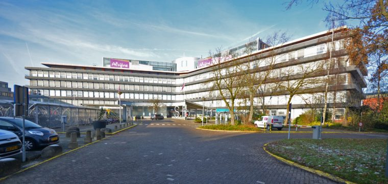 Hôpital Alrijne de Leiderdorp (Pays-Bas)