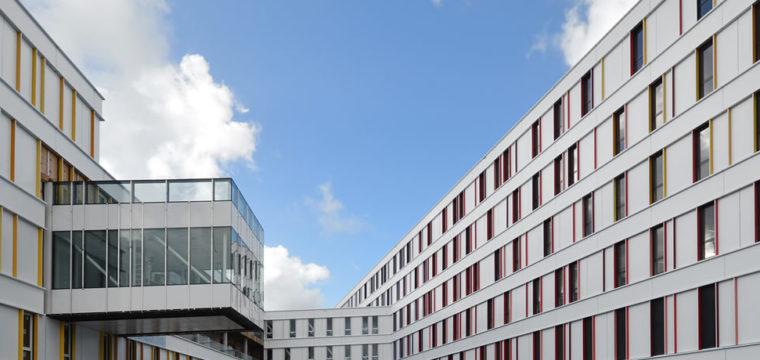 Le Centre médical Prinses Máxima, Utrecht